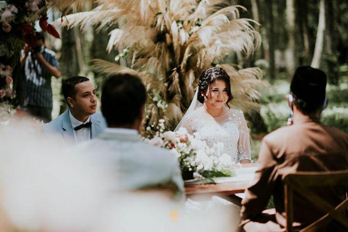 wedding Indah & Mohamed by yellow bird - 043