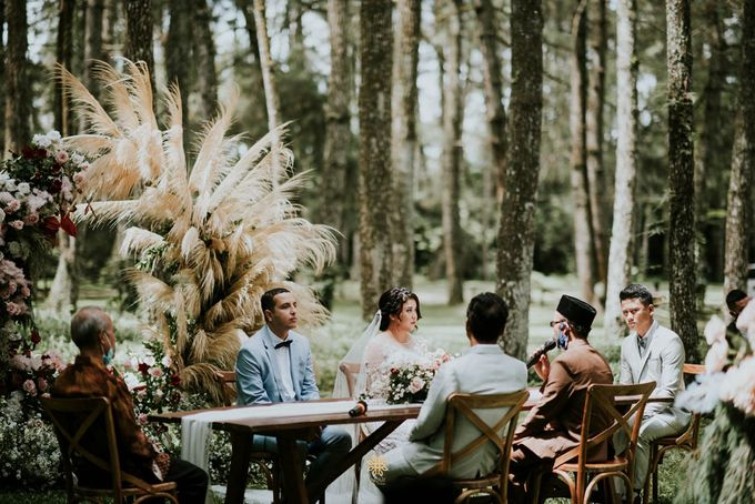 wedding Indah & Mohamed by yellow bird - 044