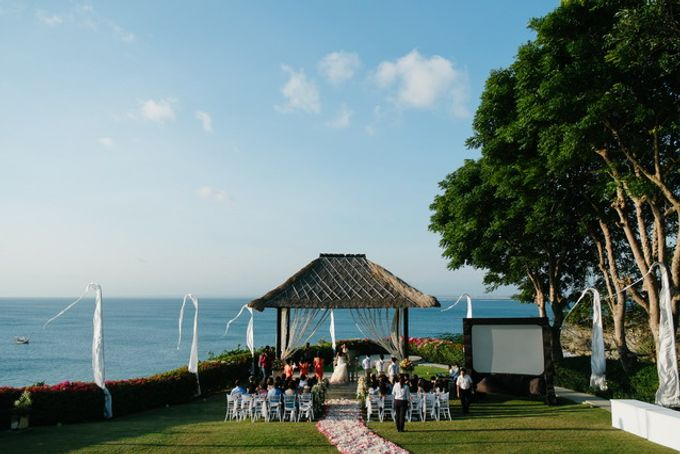 Clarrie & Dominic by AYANA Resort and Spa, BALI - 015