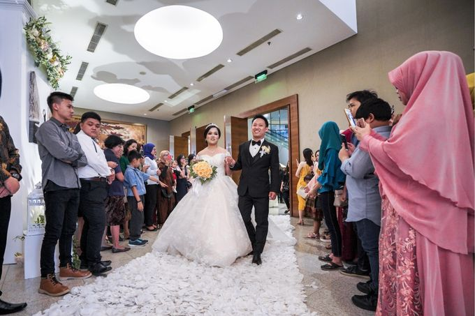 Wedding Of Noveanto & Widia by Ohana Enterprise - 005