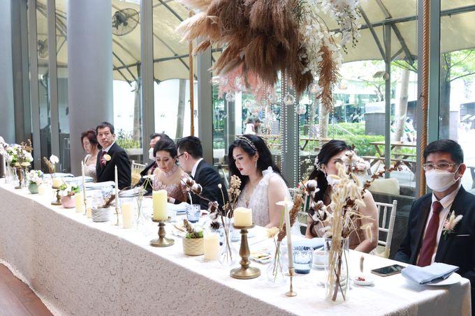 MC Wedding Intimate Double Tree Jakarta by Anthony Stevven by Anthony Stevven - 041