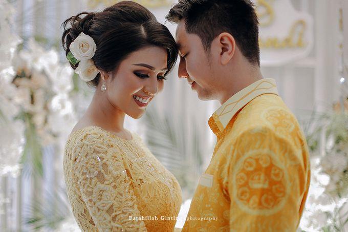 The Engagement of Ariska Putri Pertiwi & Tengku Ryan Novandi by Anaz Khairunnaz - 007
