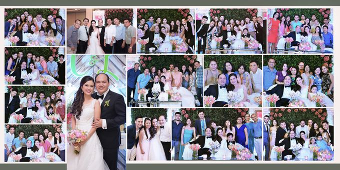 WEDDING PHOTO-VIDEO COVERAGE by CJC PHOTOGRAPHY ASIA CORPORATION - 019