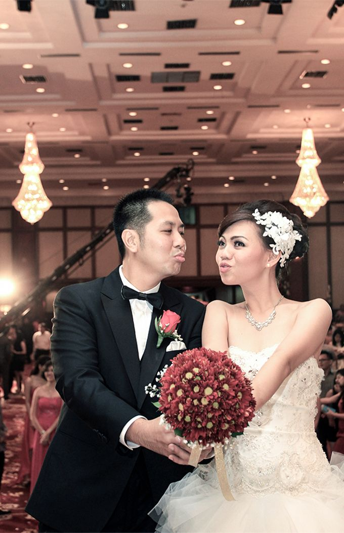 Wedding story of Richard & Cecilia by Video Art - 037