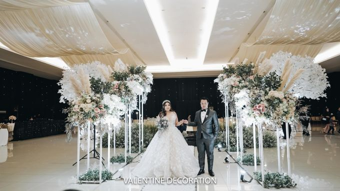 Sandy & Ferlina Wedding Decoration by TOM PHOTOGRAPHY - 037