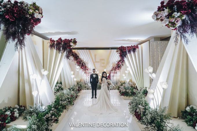 Ludwig & Eve Wedding Decoration by Valentine Wedding Decoration - 036