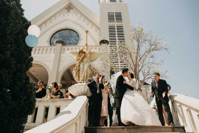 Sundoro & Lia Wedding by Dhika by MA Fotografia - 036