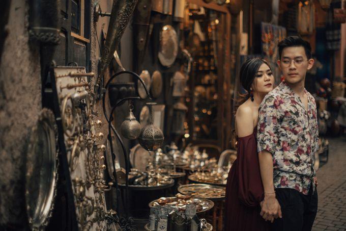 PRE - WEDDING DERIAN & GRACE BY RIO YAPARI by All Seasons Photo - 030