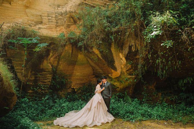 PRE - WEDDING SAMUEL & MERISA BY HENOKH WIRANEGARA by All Seasons Photo - 032