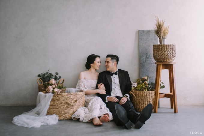 Endy & Selvi Jakarta Prewedding by Rent a Gown - 018