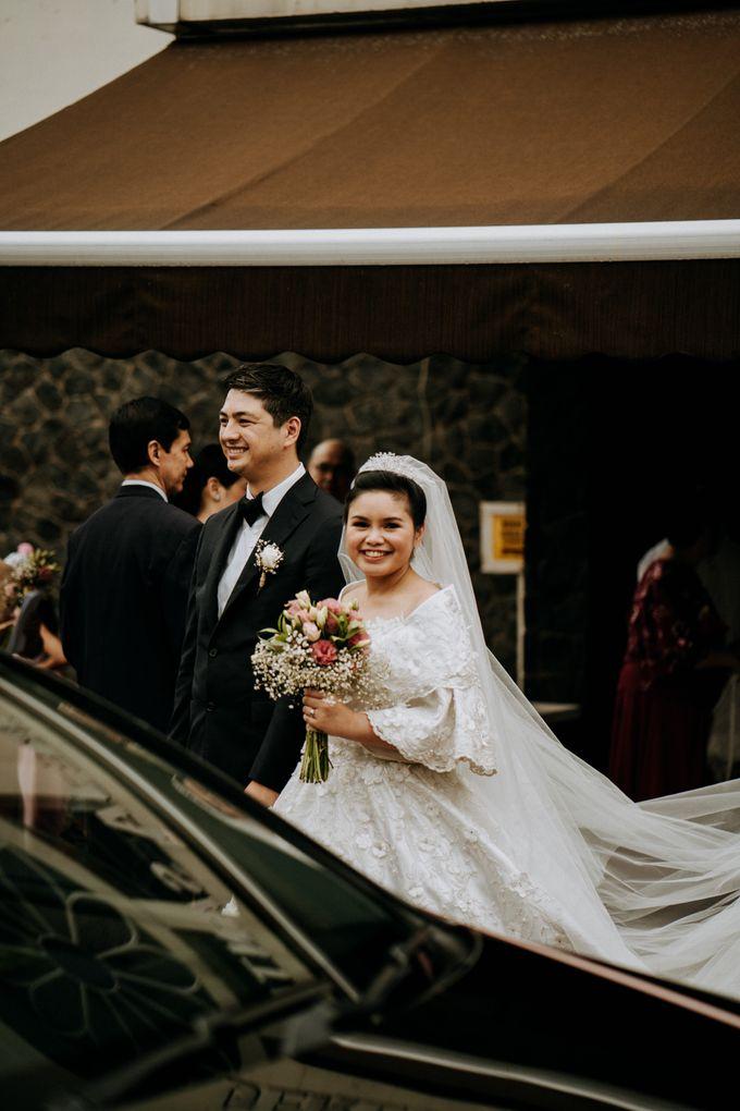 Nicole & Daniel Wedding at Menara Imperium by AKSA Creative - 032