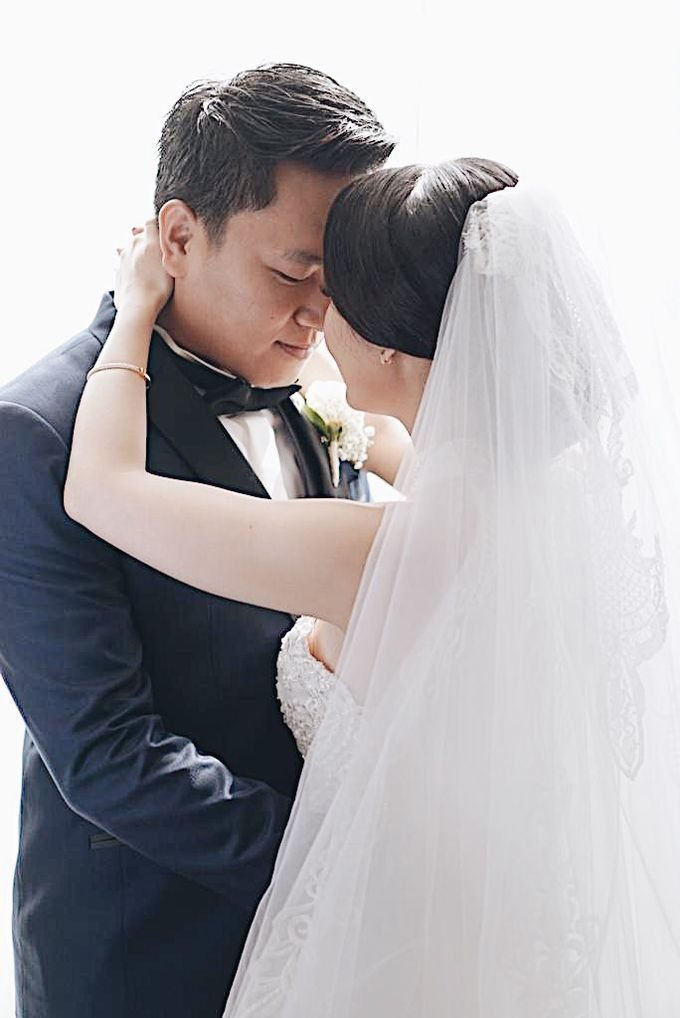 Aldi & Windy Wedding Day by Écru Pictures - 006