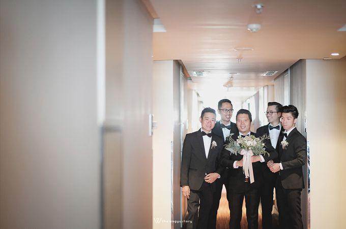 The Wedding of Gerry & Devina by The Wagyu Story - 036