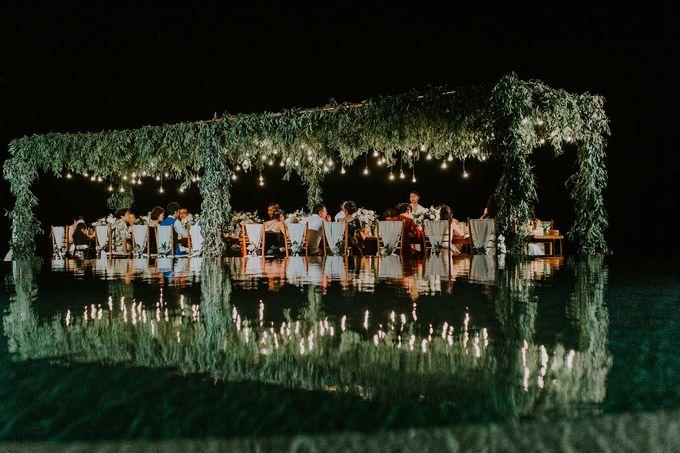 The Wedding of Ryoichi & Stephanie by BDD Weddings Indonesia - 031