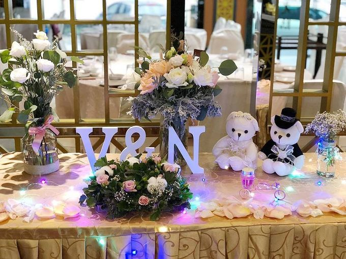 Wedding and Bridal Bouquets by Glammy Gift & Florist - 003
