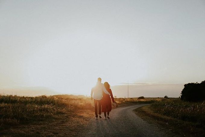 Magnus & Maria Couple Session at Sweden by Lumilo Photography - 002