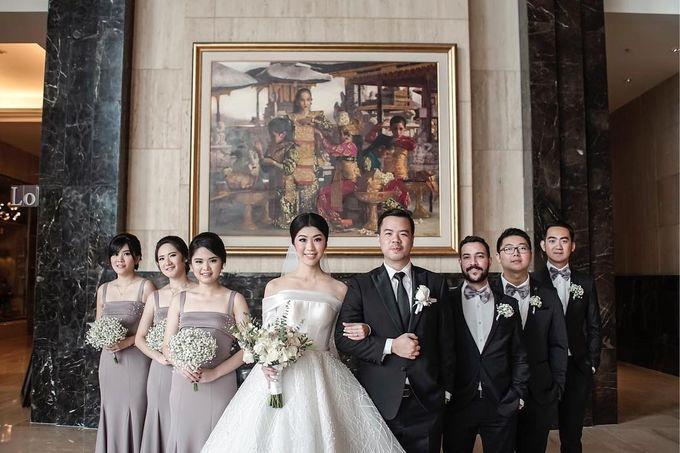 Ritz Carlton - Edsel & Velin by Maestro Wedding Organizer - 012