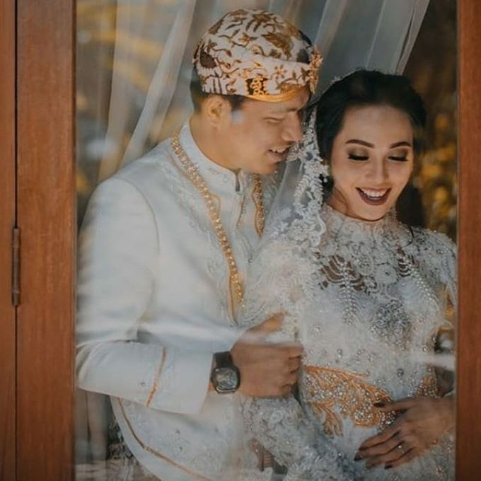 Rizal Armada & Monic Akad Nikah by Chandira Wedding Organizer - 010