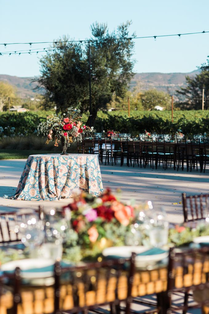 Autumn Vineyard Wedding by Marilyn Ambra Party Consultants - 018