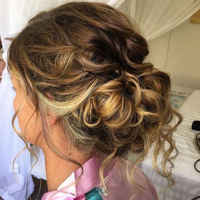 UPDO STYLES by Bali Hair and Makeup  / Anja buerck - 016