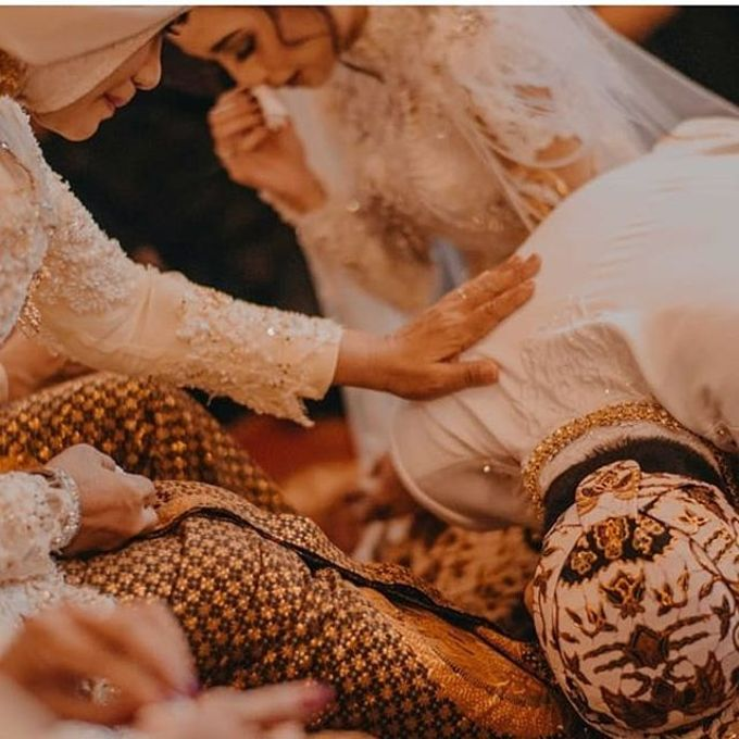 Rizal Armada & Monic Akad Nikah by Chandira Wedding Organizer - 015
