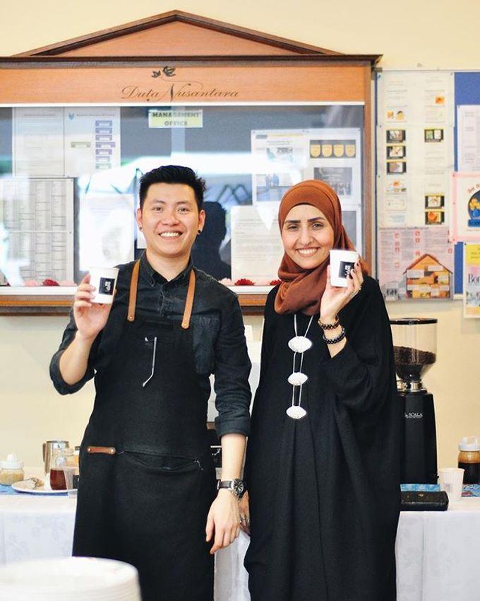 Hari Raya Open House by Gene & Co Coffee - 001