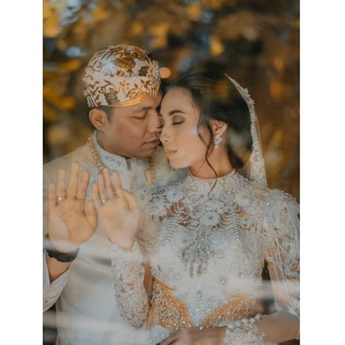 Rizal Armada & Monic Akad Nikah by Chandira Wedding Organizer - 027