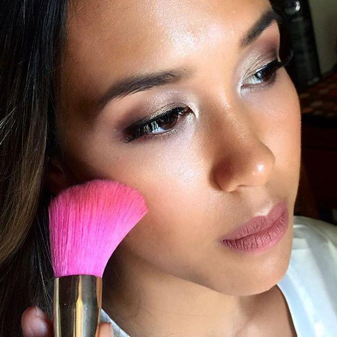 Airbush makeup by Bali Hair and Makeup  / Anja buerck - 017