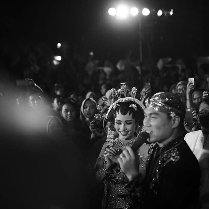 Rizal Armada & Monica Resepsi by Chandira Wedding Organizer - 001