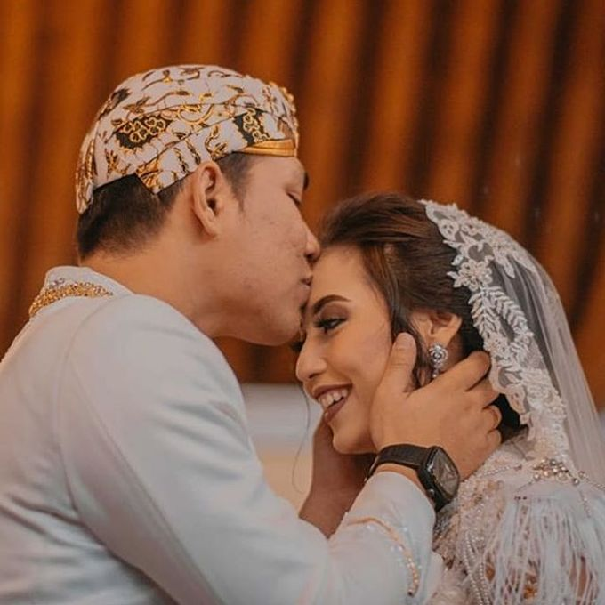 Rizal Armada & Monic Akad Nikah by Chandira Wedding Organizer - 018