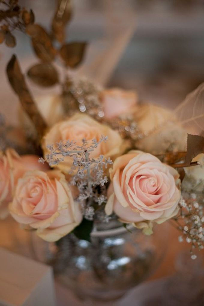 a beautiful dream by Tea Rose Wedding Designer - 018