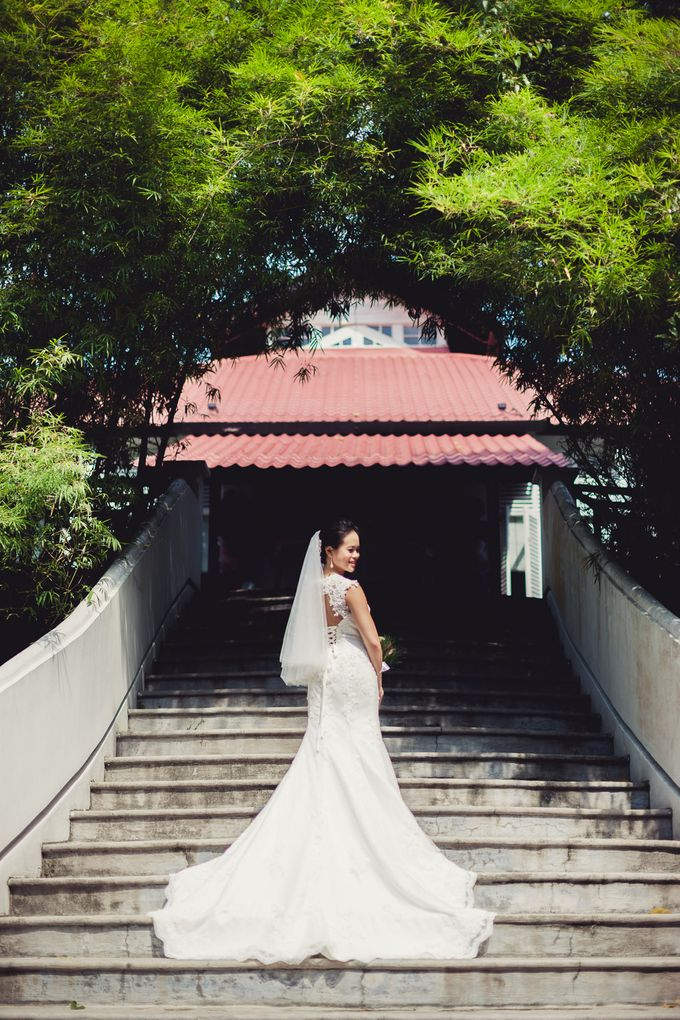 The Wedding of Wilson & Bex by Moments By Rendy - 008