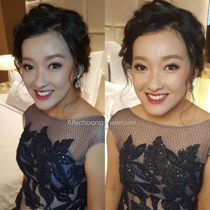 ALLY CHOONG BRIDAL MAKE UP & HAIR STYLING by Ally Choong . Make Over - 021