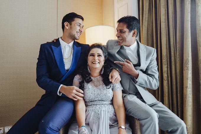 The Wedding Day of Sahil Shah & Sithara Safira by Jas-ku.com - 005