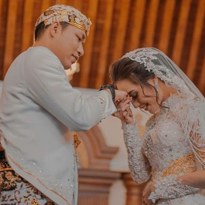 Rizal Armada & Monic Akad Nikah by Chandira Wedding Organizer - 008