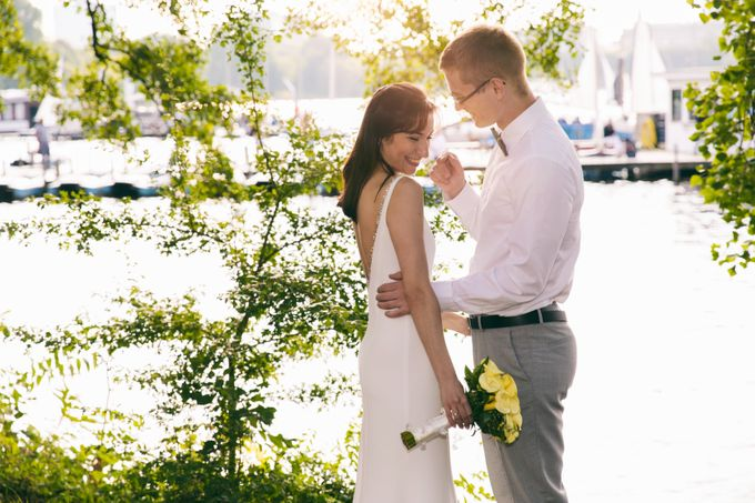 A Destination Wedding to Hamburg by DUC THIEN PHOTOGRAPHY - 008