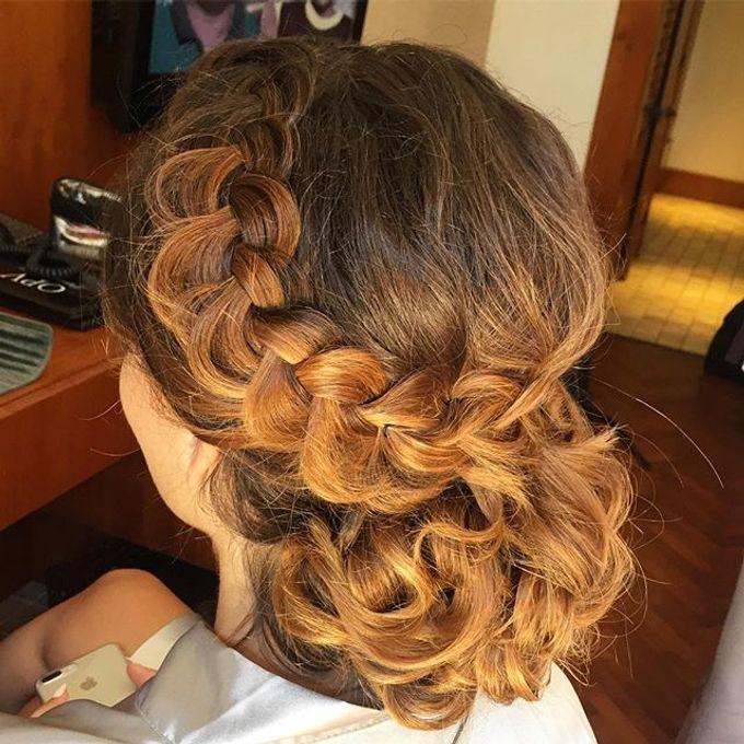 UPDO STYLES by Bali Hair and Makeup  / Anja buerck - 015