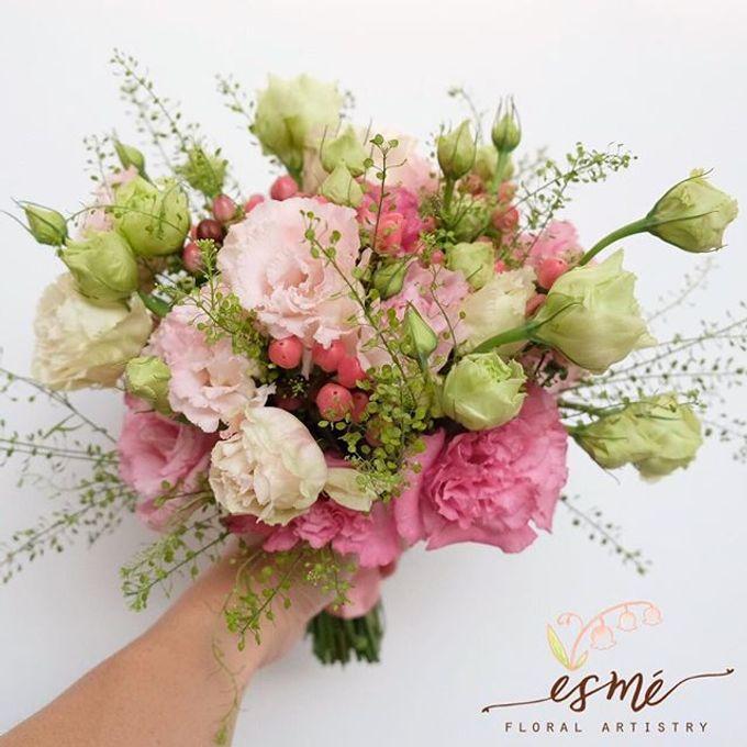 Bridal Bouquet by Esme Floral Artistry - 009