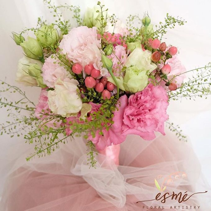 Bridal Bouquet by Esme Floral Artistry - 007