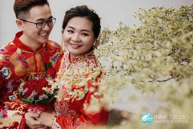 Chinese Wedding Day Photography by mike.1studio weddings & portraits - 012