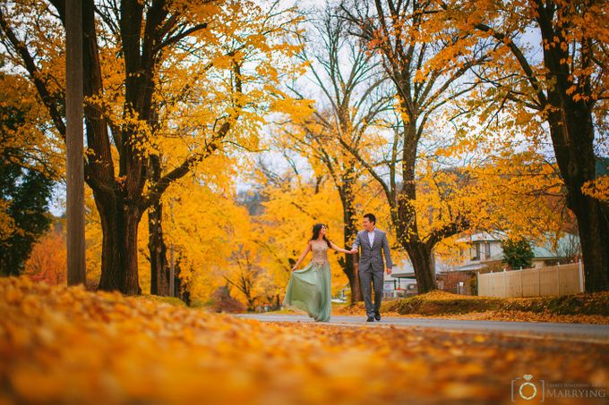 Elsinta & Kynan by There's something about Marrying - 012