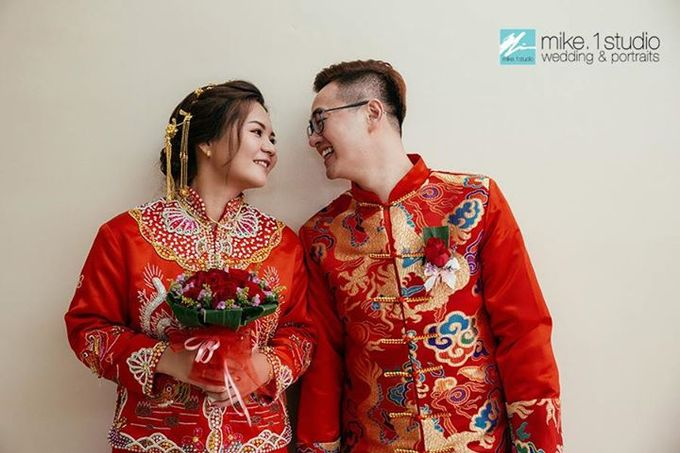 Chinese Wedding Day Photography by mike.1studio weddings & portraits - 009