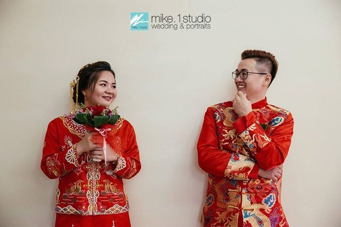 Chinese Wedding Day Photography by mike.1studio weddings & portraits - 008
