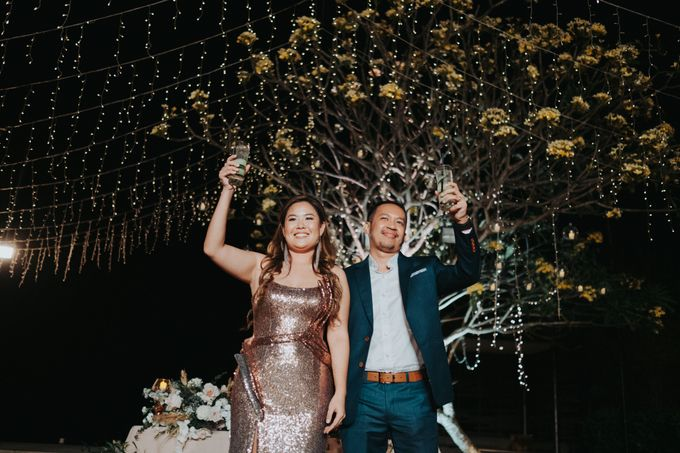 Romantic-Modern Wedding at Alila Uluwatu by Silverdust Decoration - 024