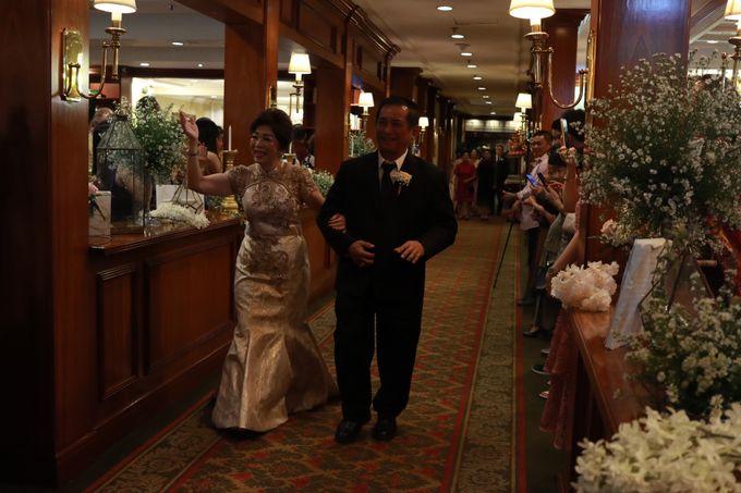MC Intimate Wedding At Mercantile Jakarta - Anthony Stevven by Anthony Stevven - 016