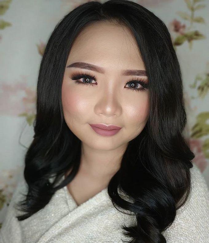 Bride Makeup by Desy Lestari Makeup - 002