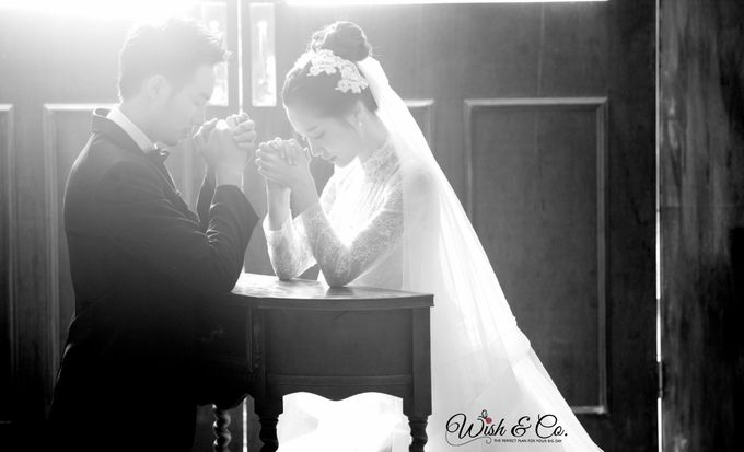 We just got married - Indoor by Wish & Co. - 010