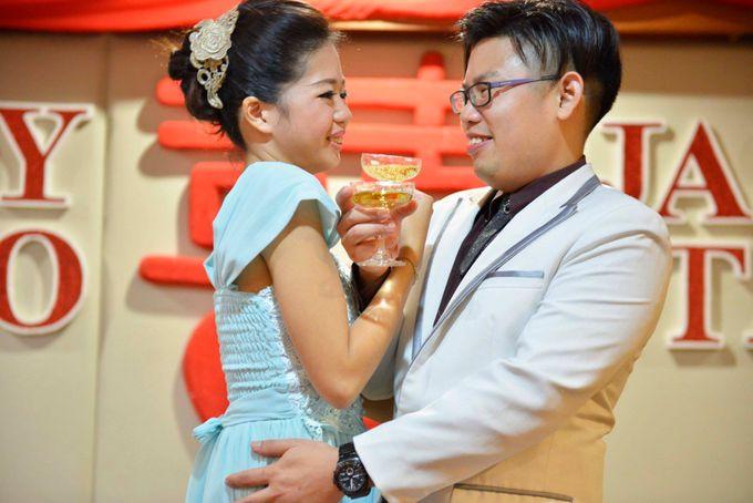 Cindy & Jason by Faith Wedding Event - 038