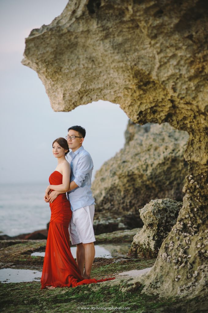 Bali Pre Wedding by AT Photography Bali - 011