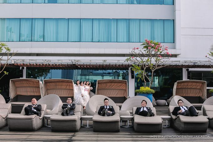 Yonathan & Dina Wedding by Imperial Photography Jakarta - 029